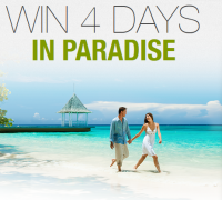 Win 4-day, 3-night vacation at the beach