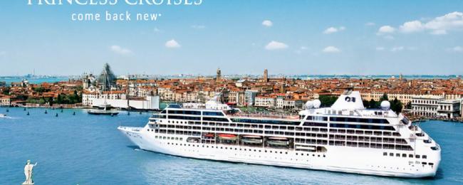 12- Day Cruising in Mediterranean!