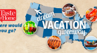Ultimate Vacation Giveaway Sweepstakes by Taste of Home